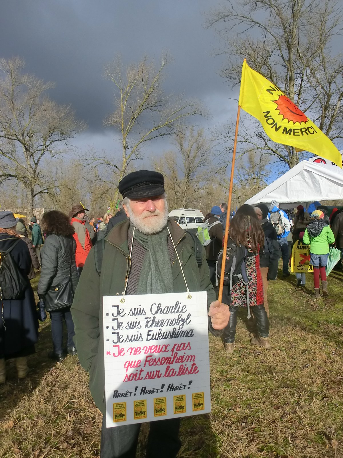 Widerstand in Concer 11.01.2015 -4
